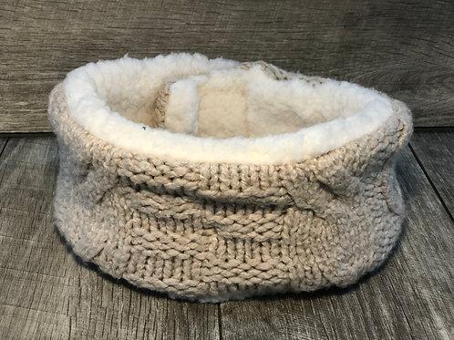 Sweater Headband Ear Warmer - Adult