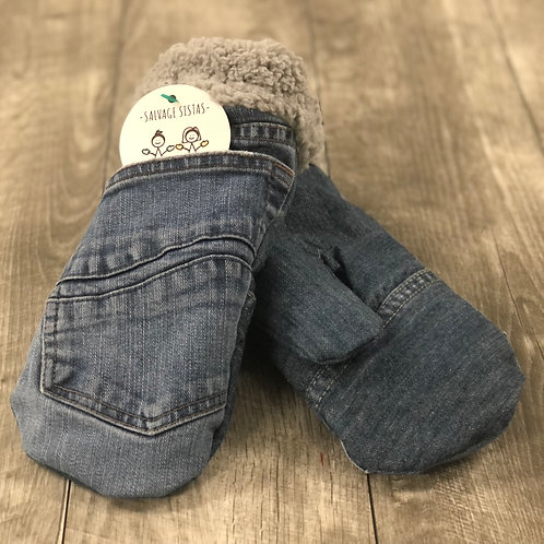 Adult Large Mittens