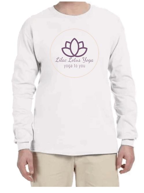 Cotton Logo Long Sleeve
