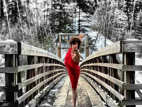 A Heartfelt Yoga Story by Kelly Marie Dawson