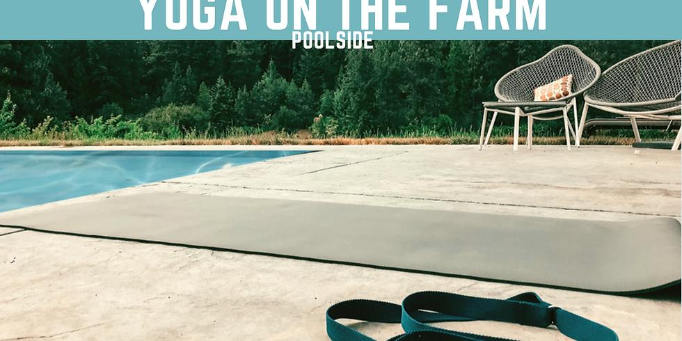 Yoga On The Farm April 11th