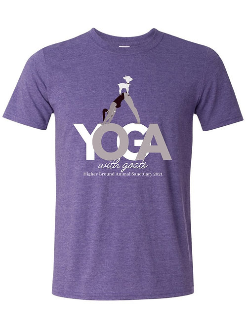 2021 Limited Edition Yoga With Goats T-Shirt