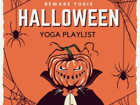 Halloween Yoga Playlist