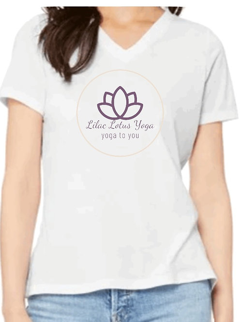 Women's Logo V-Neck