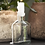 Thumbnail: GLASS BOTTLE CANDLE HOLDER