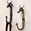 Thumbnail: BRASS MAWI COW HOOK