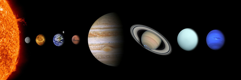 Solar System (pixabay)