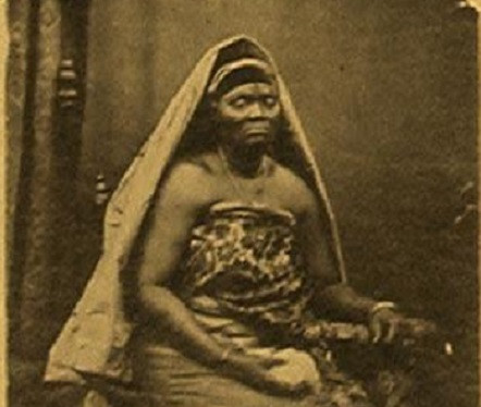 Slave trader and abolitionist: Madam Efunroye Tinubu (slave trader and abolitionist; copyright: Wikipedia)