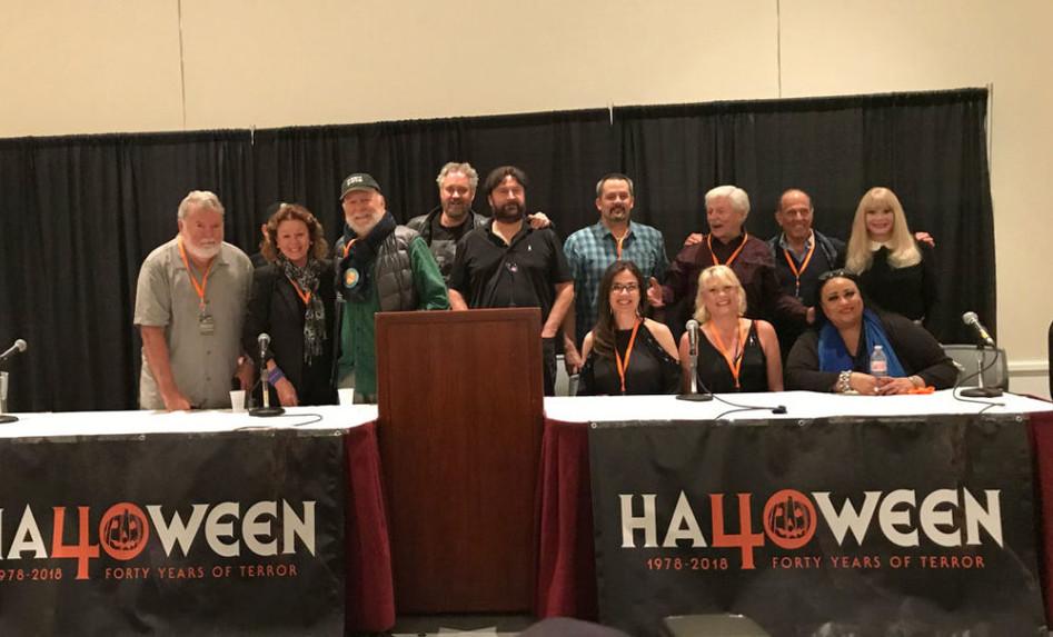 Halloween II Panel Discussion