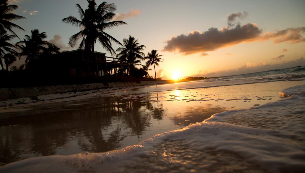 Eleuthera Bahamas Sunset