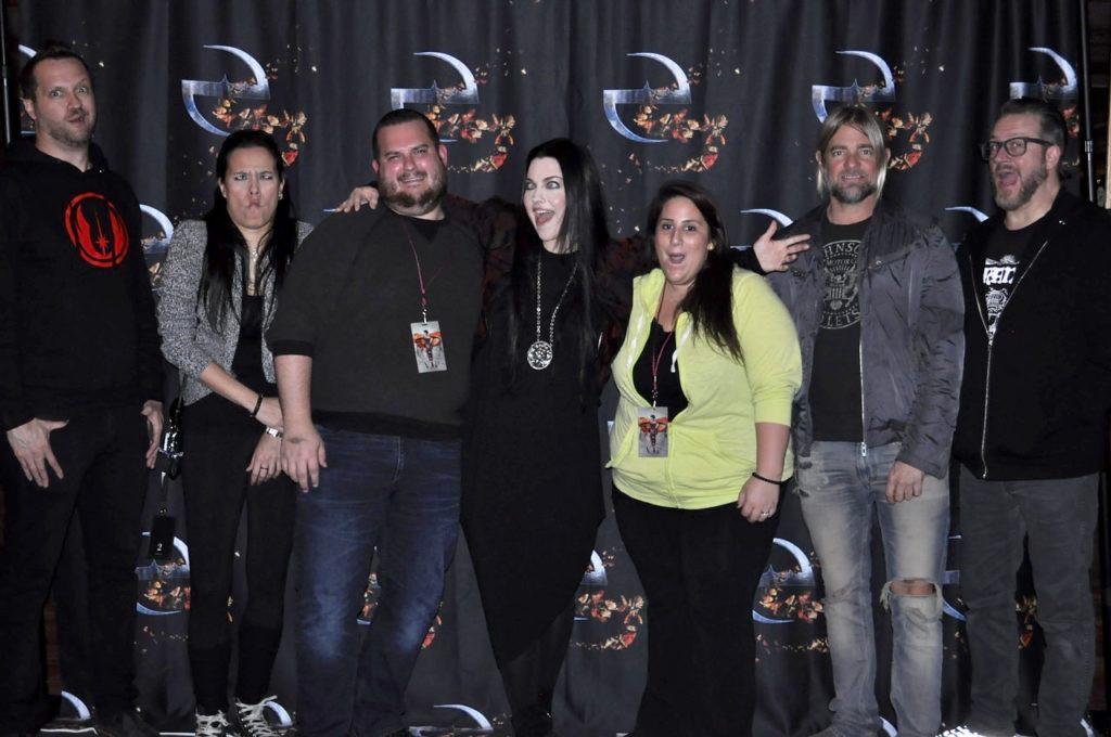 Evanescence Meet & Greet 2017