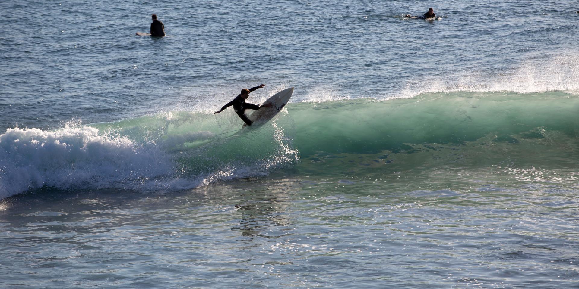 Pacific Coast Highway Surfers, Malibu CA