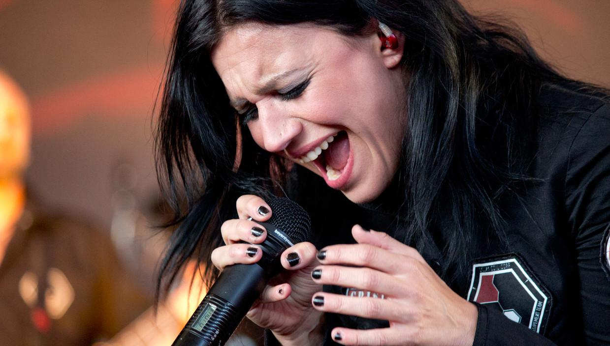 Lacuna Coil Lead Singer, Christina Scabbia