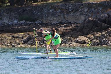Ecole de paddle Dinard