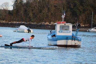 paddle Yoga Dinard