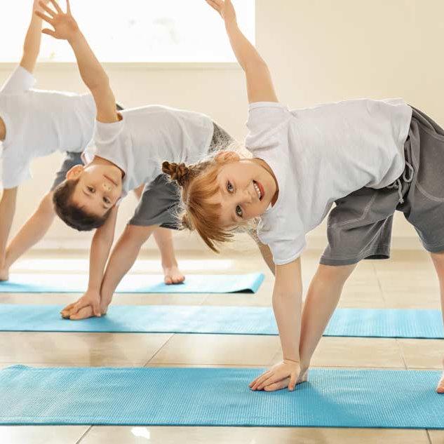 Yoga enfant CM1-CM2 Minihic sur Rance