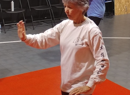 The Importance of Tai Chi Principles