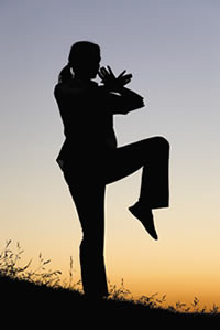 Harvard Medical School Names Tai Chi the Best Exercise for Balance