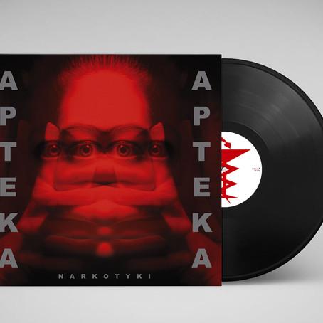 "APTEKA  ""NARKOTYKI"" 2xLP Gatefold. 180g. (Remastered)"