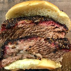 The McBeefRib™️ Sandwich_#SundayFunday