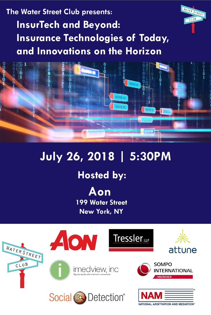 InsurTech and Beyond_Invite_  7.25.18-pa