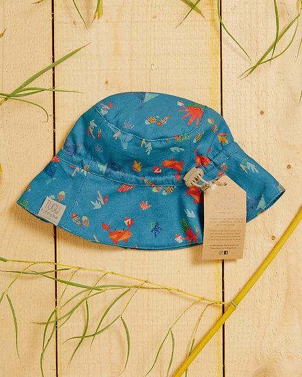 Oriental Ocean Sun Hat