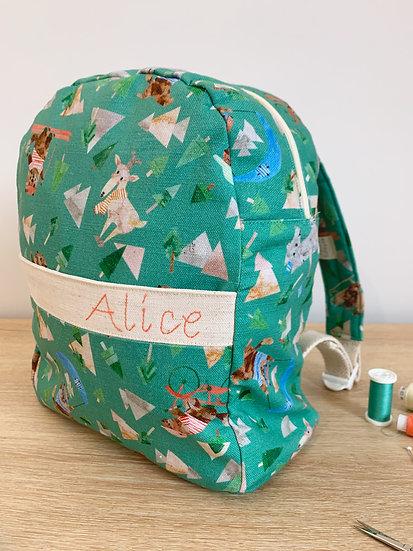 Alice's Rucksack