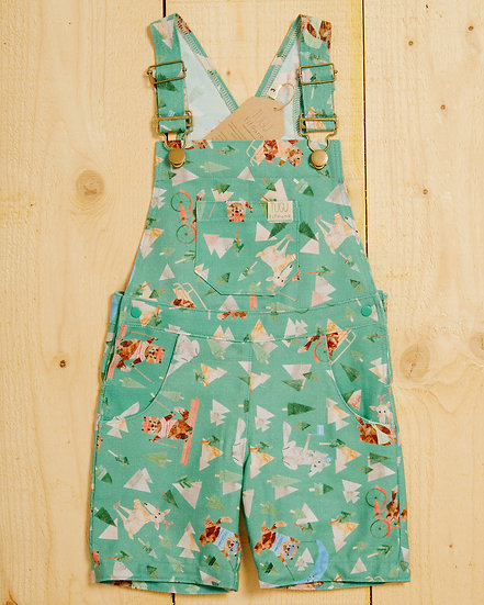 Marmotte Mountain Dungarees