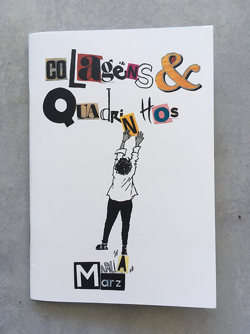 Colagens & quadrinhos_Marília Marz