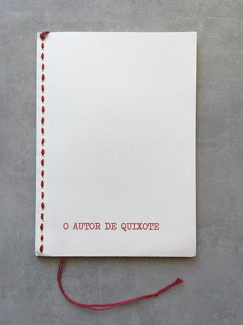 O autor de quixote_ Rafaela Jemmene