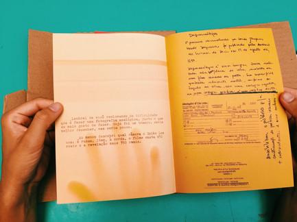 Vou te escrever