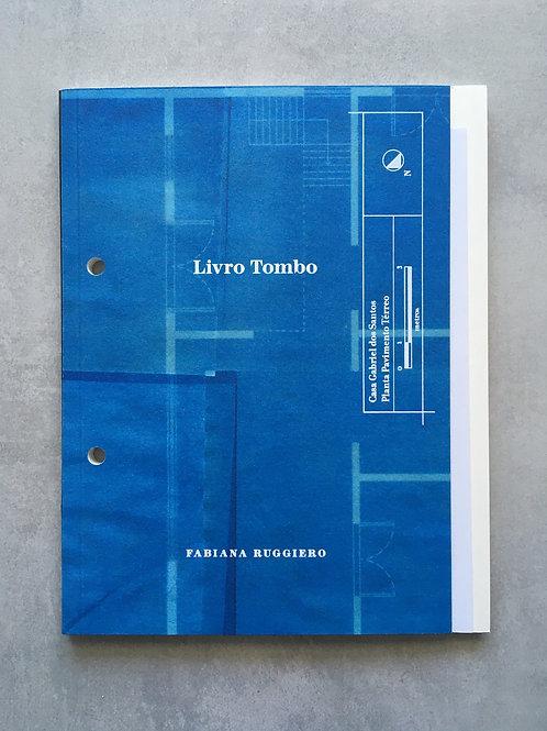 Livro tombo_ Fabiana Ruggiero