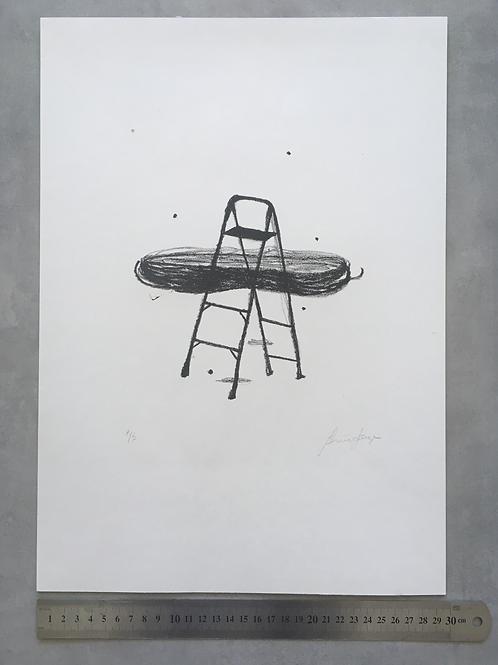 Escada_ Larissa Souza