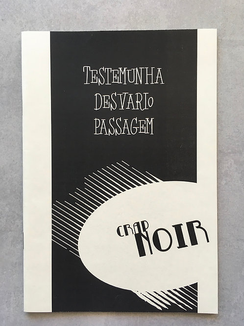 Testemunha, Desvario, Passagem_ Giovana Pasquini