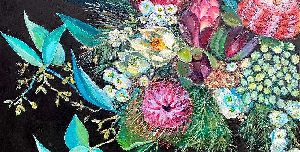 Australian Native Flowers Masterclass