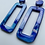 Thumbnail: 'High Tide' Rectangular Dangle Earrings