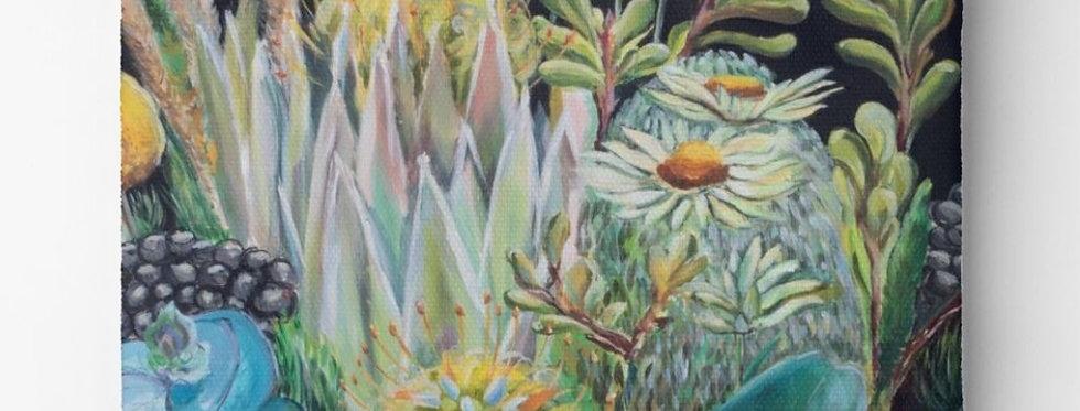'Ostara Blooming' Zipper Pouch