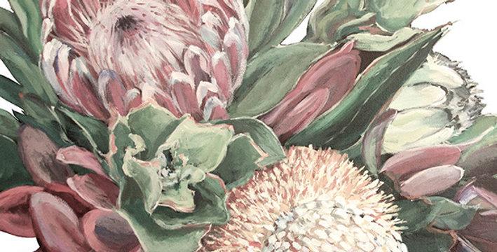 Ltd Ed Print Royal Bliss IV