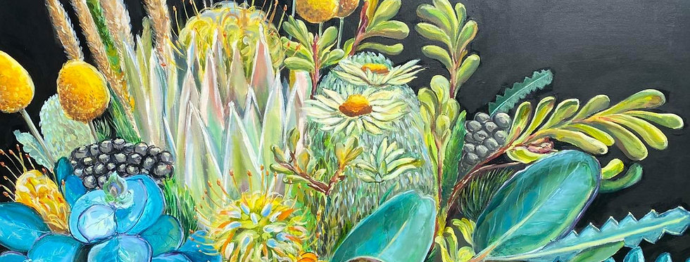 Ltd Ed Print Ostara Blooming