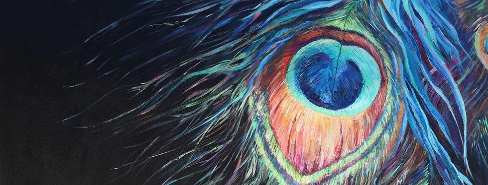 Ltd Ed Print Alluring Eye
