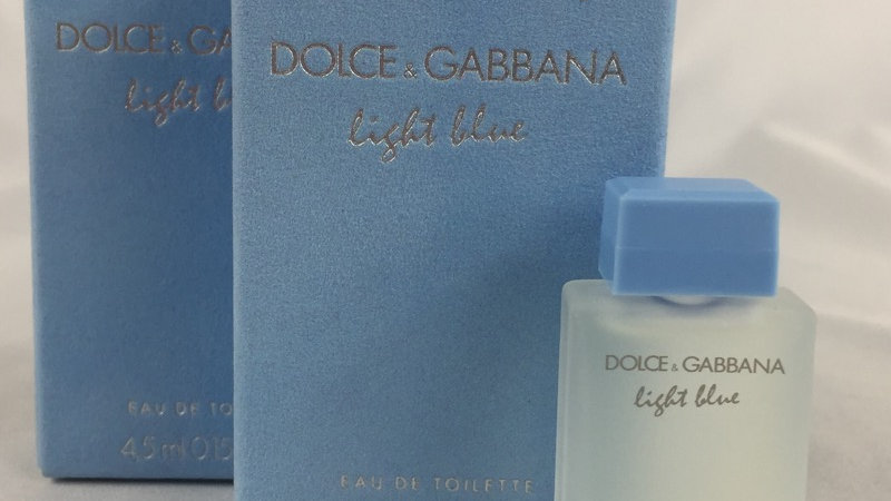 D & G Light Blue by Dolce & Gabbana Mini