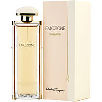Emozione Eau De Parfum Spray 3.1 oz by Salvatore Ferragamo