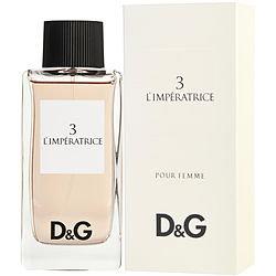 D & G 3 L'Imperatrice  Eau De Toilette by Dolce & Gabbana