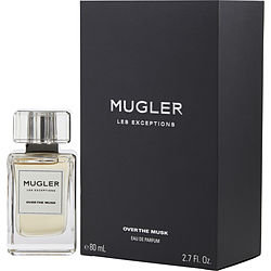 Mugler Les Exceptions Over The Musk  by Thierry Mugler