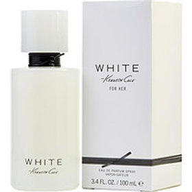 Kenneth Cole White Eau De Parfum Spray 3.4 oz