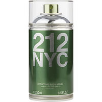 212 Body Spray by Carolina Herrera