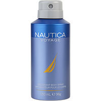 Nautica Voyage Body Spray by Nautica