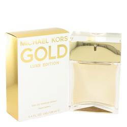 Michael Kors Gold Luxe Perfume