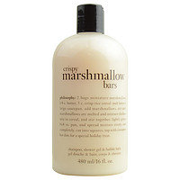 Philosophy women Crispy Marshmallow Bars, Shampoo, Shower Gel & Bubble Bath