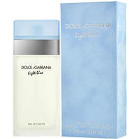 D & G Light Blue Eau De Toilette by Dolce & Gabbana